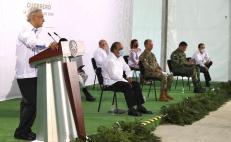 Pese a protestas por clases por TV, AMLO asegura que hay buena relación con la CNTE