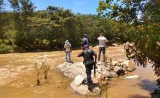Declaran en Emergencia a 3 municipios por lluvias; CEPCO busca a hombre arrastrado por río