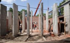 """DIF Oaxaca construye """"Casa de Alas"""", que tendrá oficinas, casas hogar y pabellón psiquiátrico"""