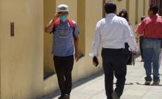 Suma Oaxaca 100 contagios por Covid-19 en el día; acumula 14 mil 375 casos