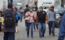 Registra Oaxaca 22 casos de Covid-19 en primer día de regreso a semáforo naranja; acumula 14 mil 925