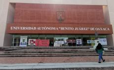 Pide rector de la UABJO a Congreso de la Unión 500 mdp más en subsidio ordinario
