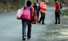 Pandemia agudizará migración de Centroamérica a EU; buscan apoyar a niños en tránsito por Oaxaca