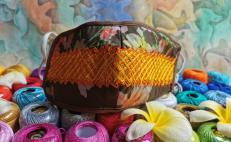 Cubrebocas: creatividad y salvación para artesanos y bordadoras de todo el estado