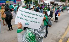 Buscan reformar Ley de Salud para garantizar aborto gratuito y sin discriminación a oaxaqueñas