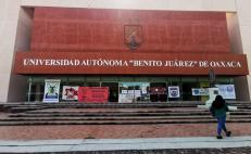 """Promete Horacio Sosa en el Congreso local """"presupuesto responsable y digno"""" para la UABJO en 2021"""
