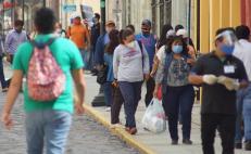 Acumula Oaxaca 15 mil 930 casos por coronavirus; suman mil 412 muertes