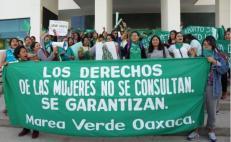 Buscan que por ley, acceso a aborto seguro y gratuito no pase de 4 días en Oaxaca