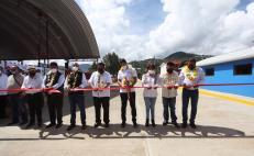Entrega Murat obras de infraestructura con valor de más de 12 mdp para Nuevo Zoquiapam