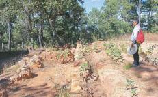 Retienen a cuatro personas en Santiago Mitlatongo, entre ellas una mujer embarazada