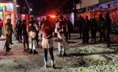 Guardia Nacional vigila comunidades de Etla para evitar muerteadas, por riesgo de Covid-19