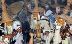 Por Covid-19, este año en Huautla no saldrán los huehuentones a sus festejos de Día de Muertos