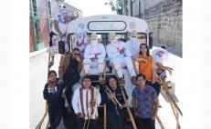 Arranca Muestra Internacional de Danza de Oaxaca con intervención del espacio público