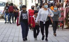 Las reuniones familiares son el nuevo foco rojo en aumento de contagios de Covid-19 en Oaxaca