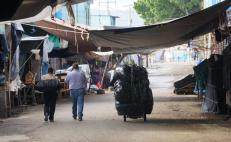 Covid apaga verbena de Día de Muertos: Oaxaca de Juárez prohíbe puestos y eventos en mercados