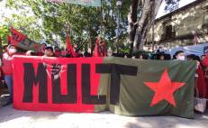 Termina MULT huelga de hambre en Oaxaca; trasladarán a CDMX protestas