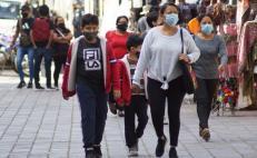 En víspera de Día de Muertos, suma Oaxaca 179 contagios por Covid-19 en el día