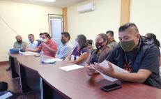 """Sección 22 y organizaciones llaman a una mesa de diálogo ante """"clima de violencia"""" en Oaxaca"""