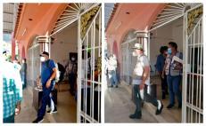 Liberan en Huamelula a edil y funcionarios federales retenidos por más de 40 horas