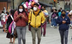 Oaxaca acumula 23 mil 279 contagios y mil 843 fallecimientos por Covid-19
