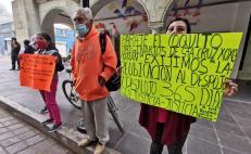 Desplazados de Xoxo cumplen un año sin hogar ni justicia; amagan con recuperar sus predios