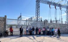 Cumple 11 días tomada Eólica del Sur por sus arrendatarios en Juchitán, piden diálogo