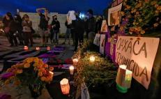 En 2020 han sido asesinadas 90 oaxaqueñas; 25% de las víctimas fueron halladas en lotes baldíos