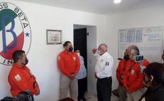 Pide comisionado del INM a delegados migratorios de Oaxaca respetar Derechos Humanos