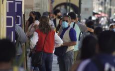 Acumula Oaxaca más de 24 mil contagios por Covid-19; hay 690 casos activos