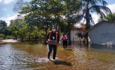 Oaxaca envía brigada médica a Tabasco en apoyo a afectados por inundaciones