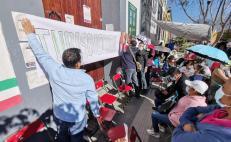 Viernes de protestas: bloquean manifestantes al menos 6 puntos de la ciudad de Oaxaca