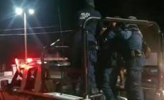 Detienen a dos elementos de la Guardia Nacional en el Istmo por beber y escandalizar en la calle