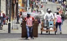 Oaxaca reporta 551 contagios activos de Covid-19; 176 en la capital del estado