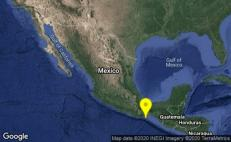 Se registra sismo de 5.7 grados en Oaxaca; suma 12 mil 301 en el año