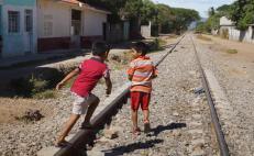 La Noria, la colonia donde 200 familias viven amenazadas por el Tren Transístmico