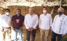 Caminos rurales saldan una omisión histórica que tuvo la Federación con Oaxaca: Murat