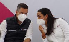 """Supera Oaxaca los 26 mil contagios de Covid-19; llama Murat a cuidarse y """"no emocionarse de más"""" por la vacuna"""