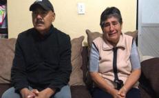 Tras detención de dos hombres por desaparición de Zayra, su madre exige su presentación con vida