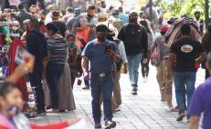 Rebasa Oaxaca los 27 mil casos de Covid-19; Hospital de Especialidades, ocupado al 100%