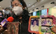 """""""Tengo miedo del Covid, pero lo voy a lograr"""", dice Karla, la enfermera que vino de Oaxaca"""