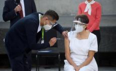 Aplican la primera vacuna contra Covid-19 en México