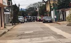 Reportan balaceras y un cuerpo sin vida en Tuxtepec tras secuestro de un contador; logran liberarlo