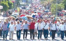 Anuncia CNTE jornada de movilización; semáforo verde no bastará para regresar a escuelas, afirma