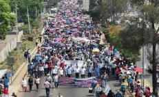 Rechaza Sección 22 señalamientos de negociaciones con Morena para imponer a candidatos en Oaxaca
