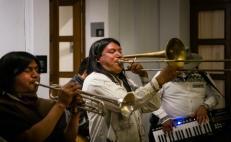 Volver al escenario: Los Pream, músicos ayuujk de Oaxaca, dan tregua al silencio de la pandemia