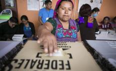 Casi 7 mil candidatos que se asumen indígenas buscan cargos municipales en Oaxaca