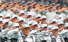 Oaxaca, sexta entidad con más elementos de la Guardia Nacional; supera a estados que concentran homicidios