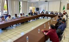 En buen estado y con armas, más de 50 funcionarios y elementos de la GN retenidos en la Sierra Sur de Oaxaca