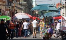 Exigen 17 Comités de Vida Vecinal de la ciudad de Oaxaca freno a comercio ambulante y libre tránsito