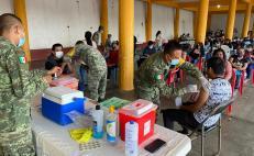 Confirman en Oaxaca primer contagio de Lambda, nueva variante del virus que provoca el Covid-19